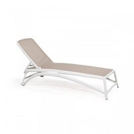 Adjustable Atlantico Sunlounger Chaise Lounge - Sling Chaise