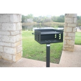 Outdoor Commercial Grill