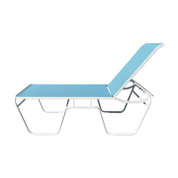 Sling Chaise Lounge - 20 in Height - Sling Chaise