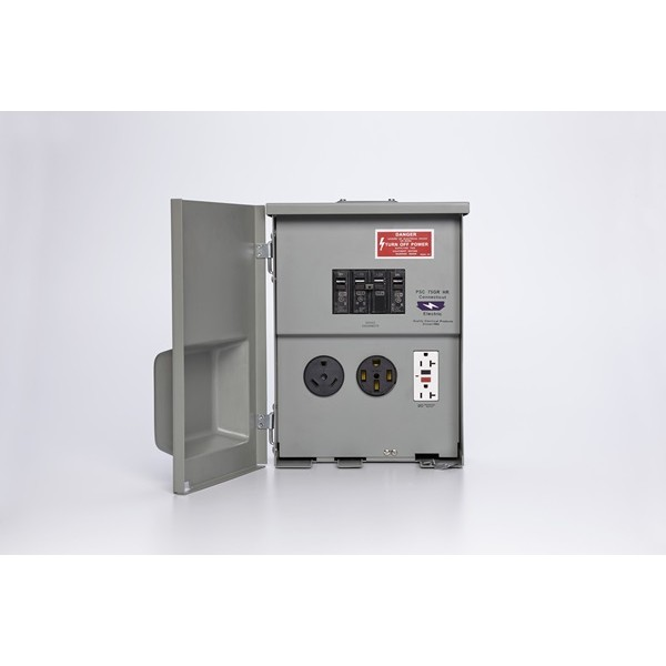 80 Amp (50/30) RV Panel With 50A, 30A & GFCI