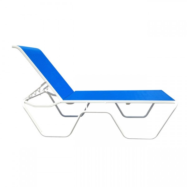 Sling Chaise Lounge - 16 in Height - Sling Chaise