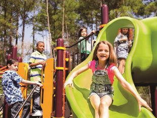 Benefits of Playgrounds